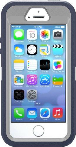 Otterbox Copertura Serie Defender per Apple iPhone 5s, Blu