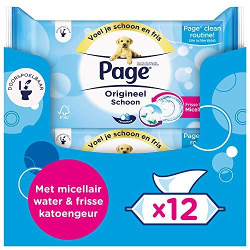 page vochtig toiletpapier kruidvat