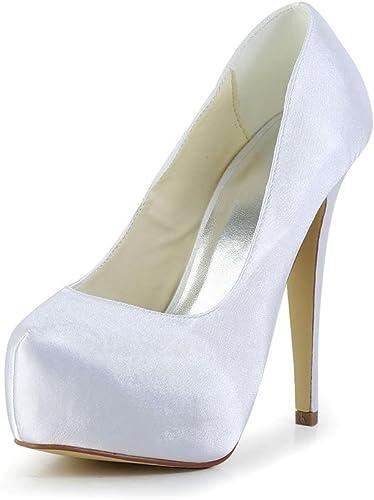 JIA JIA JIA Wedding 20183 chaussures de mariée mariage Escarpins pour femme  qualité pas cher et top