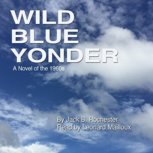 Wild Blue Yonder audiobook cover art