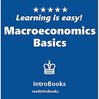 Macroeconomics Basics audiobook cover art