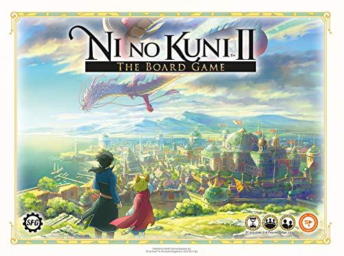 STEAMFORGED Ni No Kuni boardgame II - English