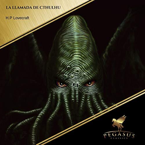Diseño de la portada del título La Llamada de Cthulhu