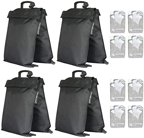 Explore Land 2 in 1 Saddle Weight Bag Universal Filled with Water Sand product image