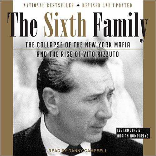 The Sixth Family audiobook cover art