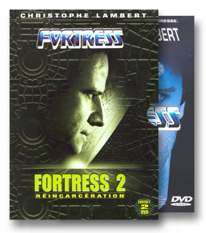 Coffret Fortress 2 DVD : Fortress / Fortress 2, réincarnation