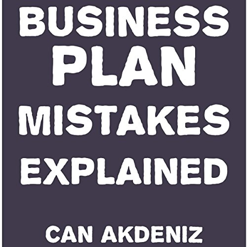 Business Plan Mistakes Explained cover art