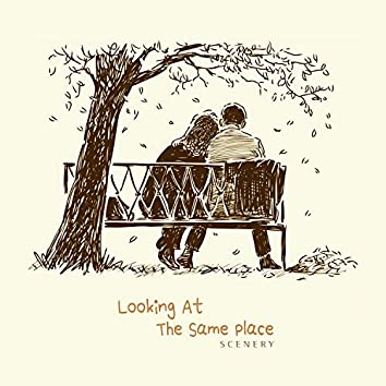 Looking At The Same Place