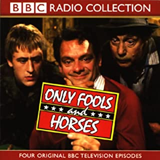 Only Fools and Horses                   By:                                                                                                                                 John Sullivan                               Narrated by:                                                                                                                                 David Jason,                                                                                        Nicholas Lyndhurst                      Length: 1 hr and 50 mins     59 ratings     Overall 4.9