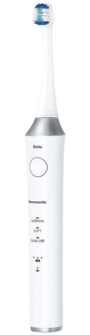 不利益せせらぎ寛容パナソニック 電動歯ブラシ ドルツ 白 EW-DA43-W