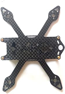 Usmile GP110 110mm 2 inch Micro Brushless Carbon Fiber Quadcopter Frame Mini Quad FPV Racing Quad Similar with QAV-R QAV-X RX220 RX230 ZMR220 Martian X Frame