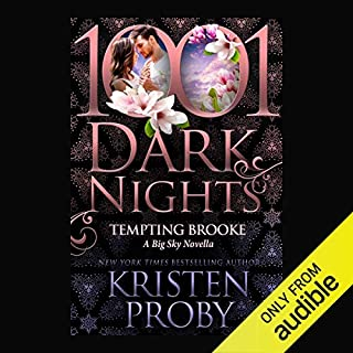 Tempting Brooke audiobook cover art