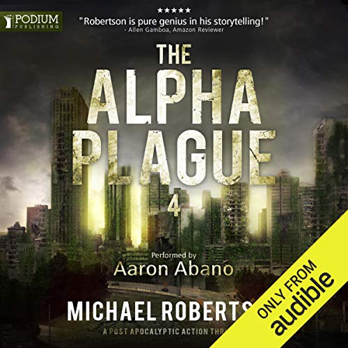 The Alpha Plague 4 cover art