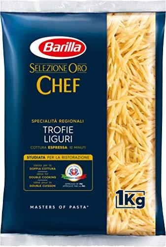 Barilla Pasta Selezione Oro Chef Trofie Liguri, 3er Pack (3 x 1 kg)