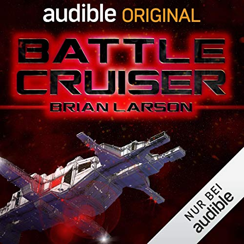 Battle Cruiser audiobook cover art