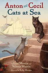 Kids on Fire: Feline Friends Share Adventures in the Anton and Cecil Series for Tweens