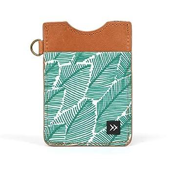 Thread Wallets - Slim Minimalist Wallet - Vertical Card Holder  Kai