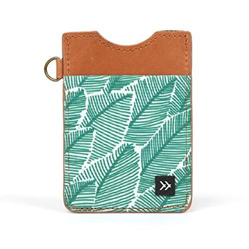 Thread Wallets - Slim Minimalist Wallet - Vertical Card Holder (Kai)