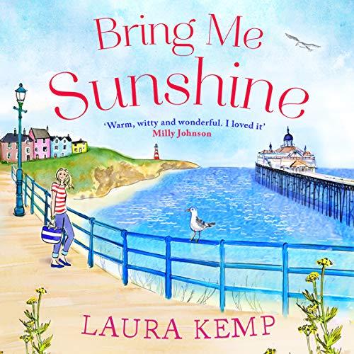 Bring Me Sunshine audiobook cover art