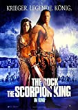The Scorpion King: Teaser (2002) | original Filmplakat,