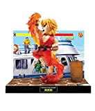Tier1 Accessories Ken Street Fighter Fully Licensed Led Sight and Sound Figure - PlayStation 3; PlayStation 2; PlayStation