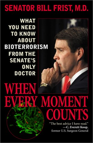 Image OfWhen Every Moment Counts: What You Need To Know About Bioterrorism From The Senate's Only Doctor