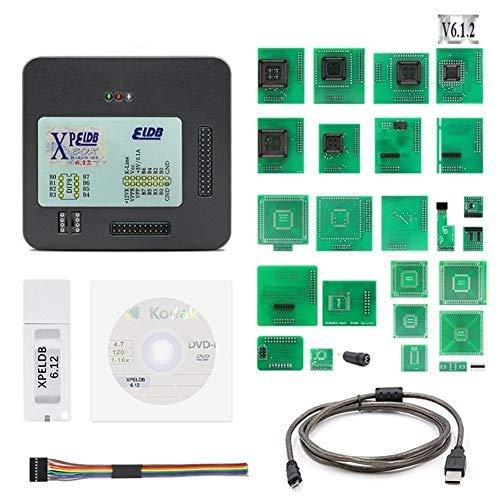 Cheniess XPROG-M V6.12 ECU-Programmierer mit USB-Dongle Alle Systeme Module Diagnose