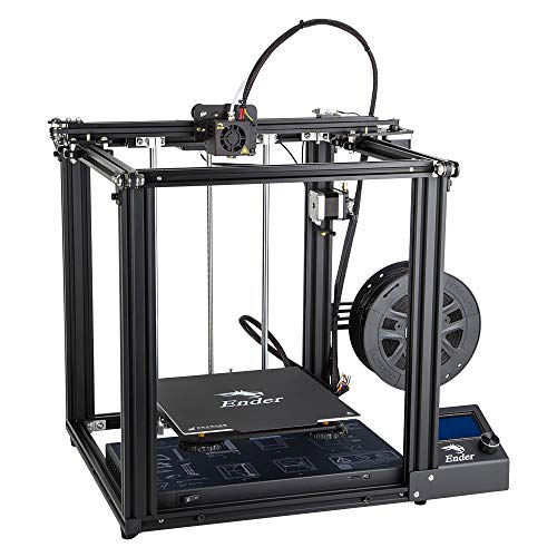 Official Creality Ender 5 3D Printer with Resume Printing Function and Brand Power Supply