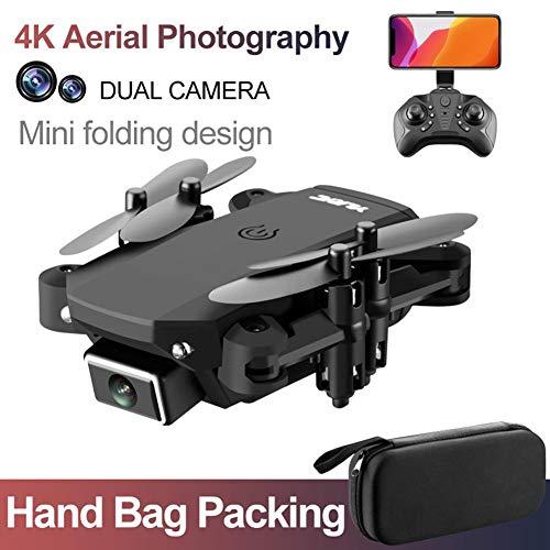 S66 Faltbare Drohne mit 4k-Kamera, RC Quadcopter mit Höhenlage, ferngesteuerte Flugzeug-Live-Video-Drohne WIFI FPV-Flugdrohne