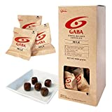 【Amazon.co.jp限定】 江崎グリコ メンタルバランスチョコレートGABA ミルク 大容量BOX 機能性表示食品 ストレスを低減する 1000g