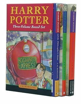 Paperback Harry Potter Paperback Boxed Set (I-3) Book