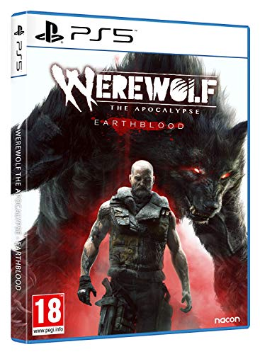 Werewolf The Apocalypse: