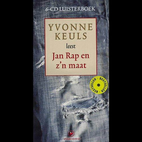 Jan Rap en z'n maat audiobook cover art