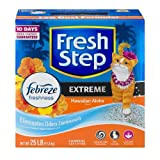 Fresh Step Extreme with Febreze Freshness Clumping Cat Litter (Pack of 2)