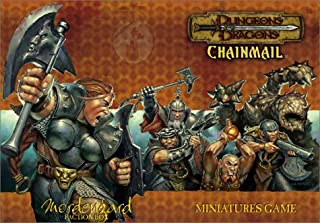 Dungeons & Dragons Chainmail: Mordengard Faction Box : Miniature Game