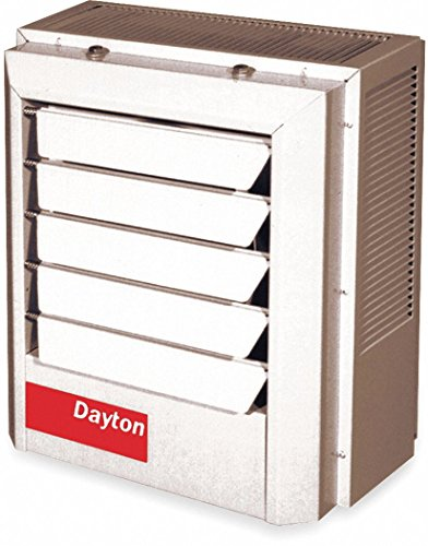 Buy Bargain Dayton 2YU63 UNIT HEATER, 5 kW, 480 V