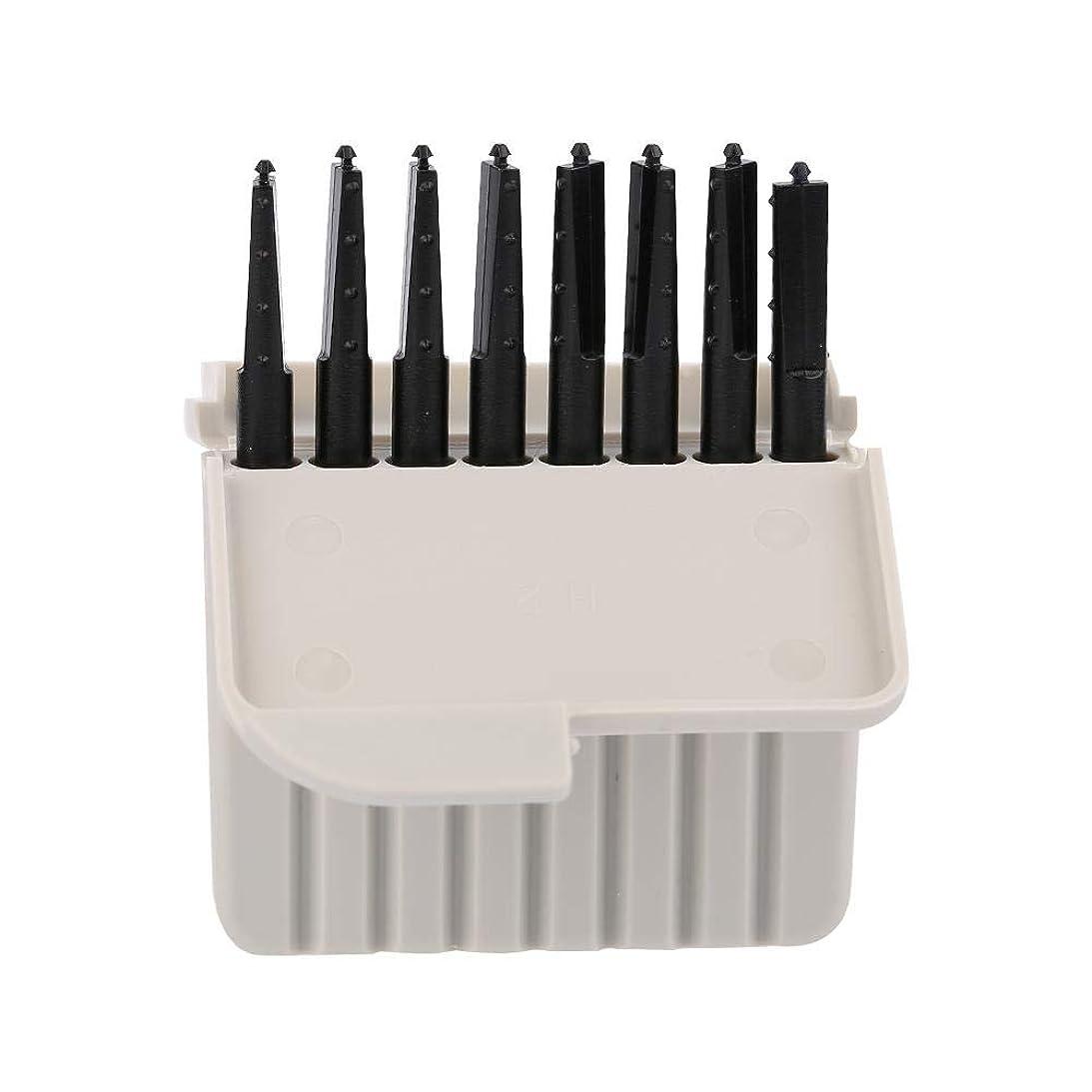 ナイトスポット効率的にエピソードSemmeワックスガード、8個使い捨てEarwaxフィルター補聴器アクセサリーワックスプロテクタークリーニングセット