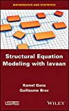 Structural Equation Modeling with lavaan (English Edition)