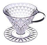 キーコーヒー Noi クリスタルドリッパー