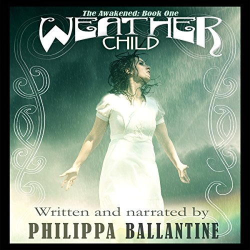 Weather Child audiobook cover art