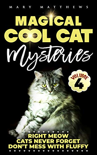 Magical Cool Cat Mysteries Volume 4