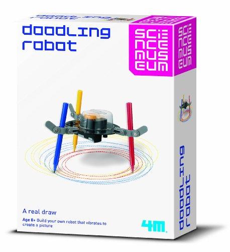 Science Museum Doodling Robot