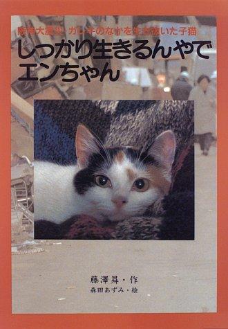 しっかり生きるんやでエンちゃん―阪神大震災・ガレキのなかを生き抜いた子猫の詳細を見る