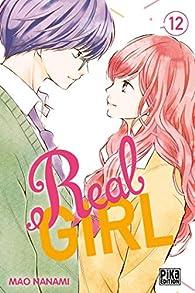 Real Girl, tome 12 par Nanami