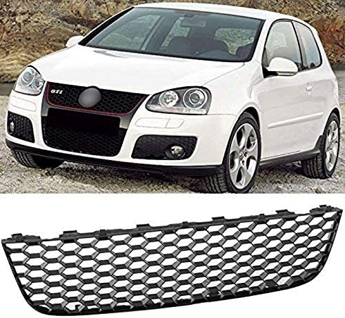 JINQIU Front Seasonal Wrap Introduction Lower Bumper Center Grille Animer and price revision for Honeycomb V Mesh Fit