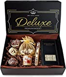 BRUBAKER Cosmetics Set da regalo bellezza 'Deluxe Cioccolato Caramello' - 8 pezzi - vegan