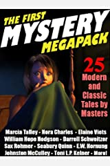 The First Mystery MEGAPACK ®: 25 Modern and Classic Mystery Stories Kindle Edition