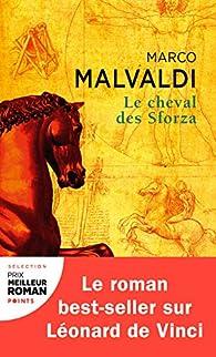 Le cheval des Sforza par Marco Malvaldi