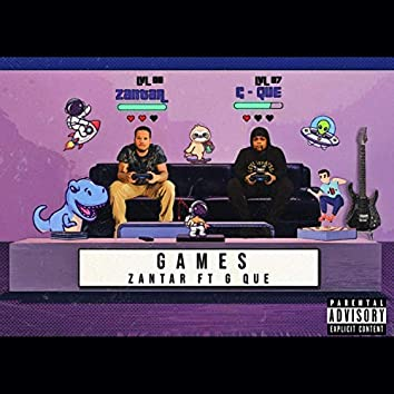 Games (feat. G-Que)