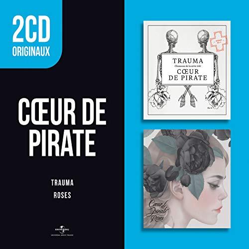 2 CD Originaux : Trauma/Roses